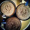 Nurturing Fibre studio tea party