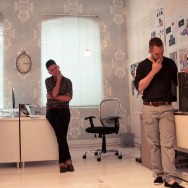 Graphic designers at Room 13, Cape Town