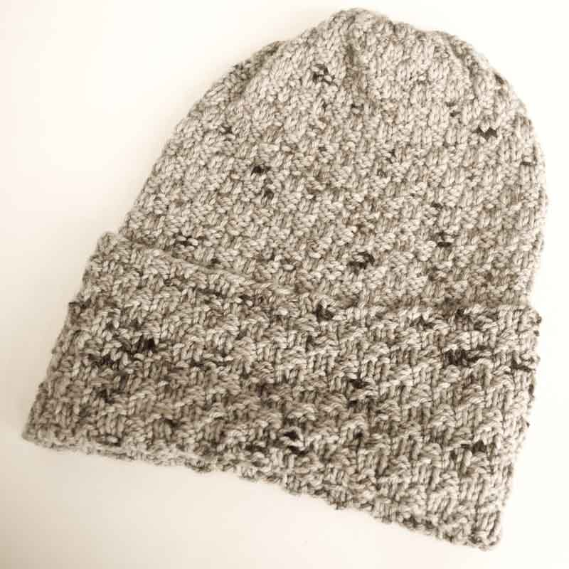 Cowgirlblues Hamburg beanie DK wool free knit pattern