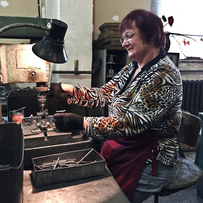 Kurzeme MHP women key making