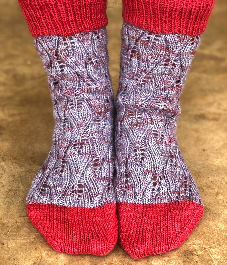 hand knit wool socks cowgirlblues