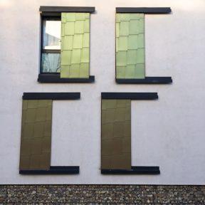 Lyon modern building