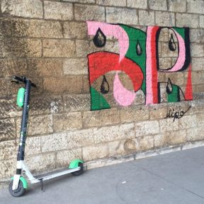 Lyon scooter share