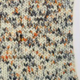 Cowgirlblues hand dyed yarn in Under Pressure colourway