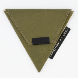 Paper Bag Collection Pocket Triangle by Cowgirlblues and Wren Design