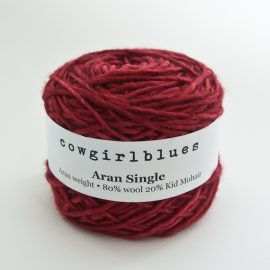 Aran Dusty Rose