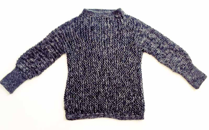 Easy Peasy Pullover Knitting Pattern Cowgirlblues