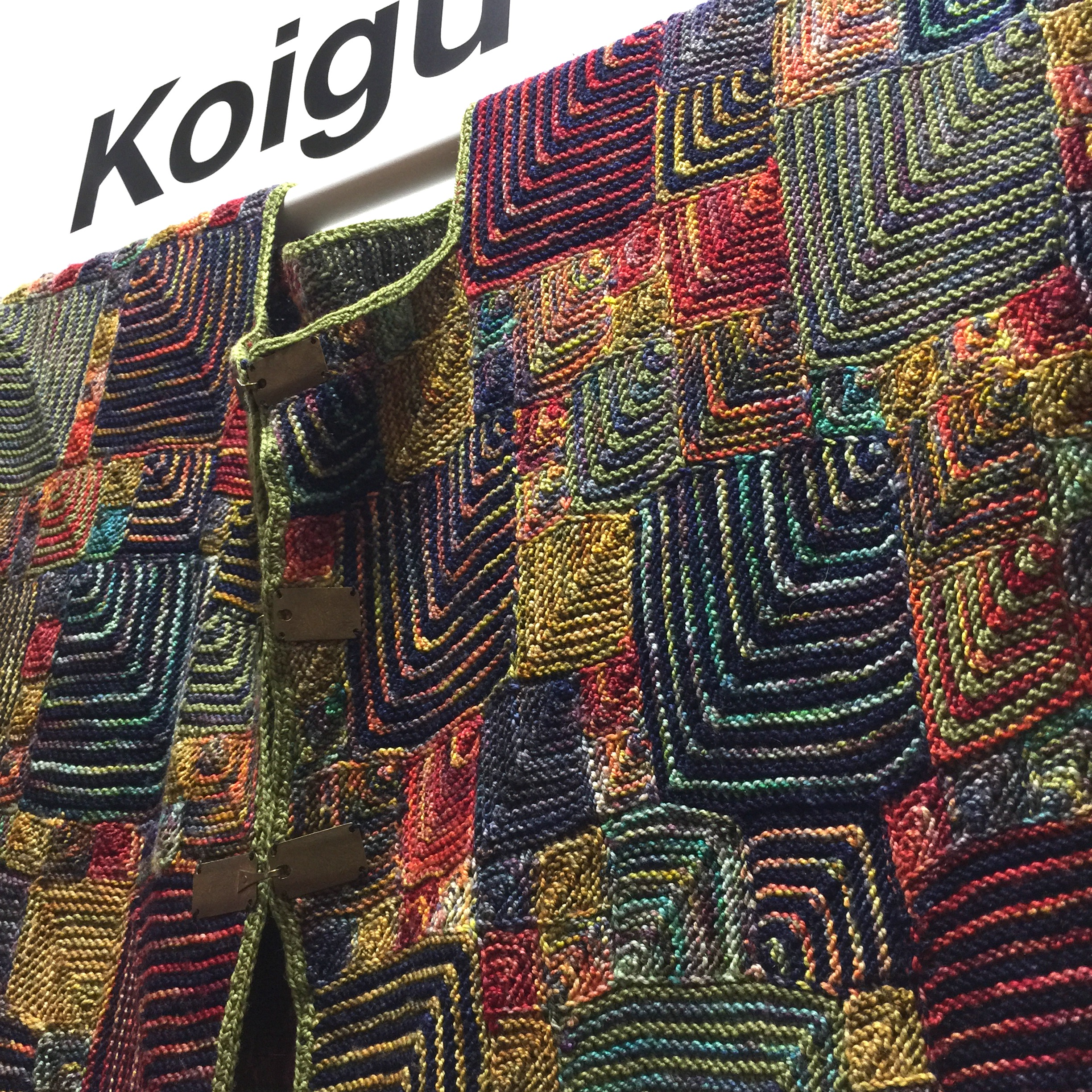 Koigu coat