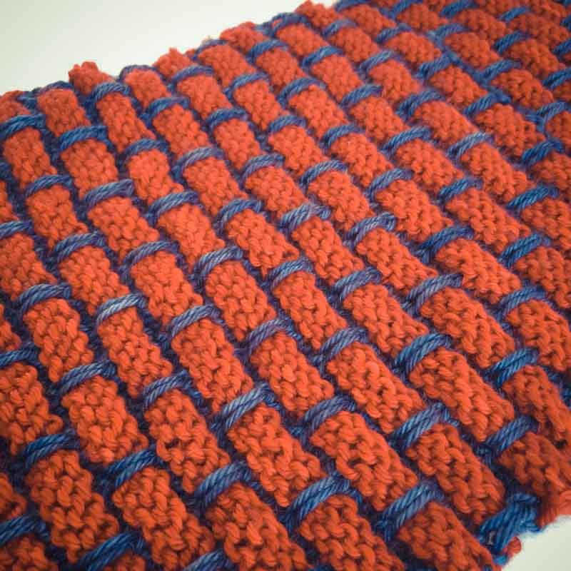 Brick Stitch Scarflet Cowgirlblues
