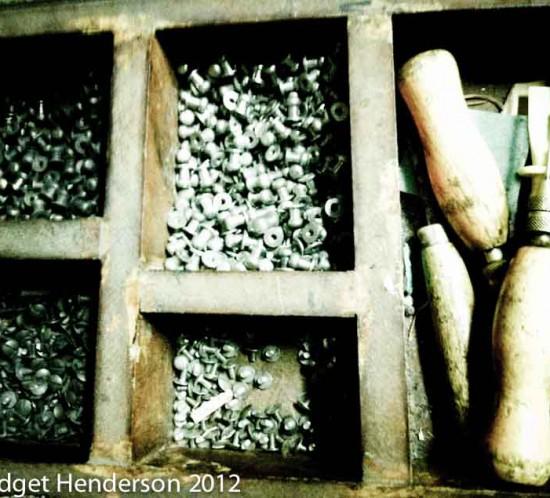 Rivet toolbox, Vincent Urbain, Urban Africa, cowgirlbues