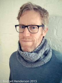 cowgirlblues handspun wool knit neckwarmer