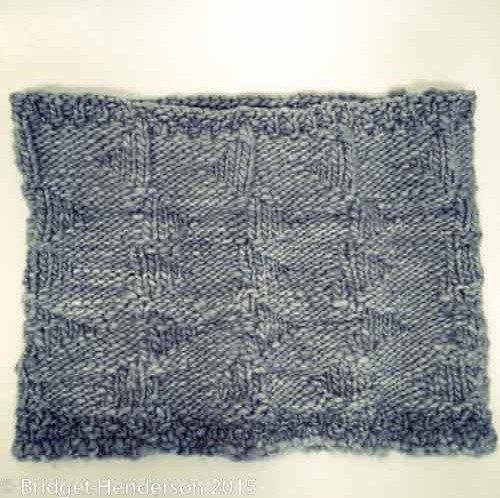cowgirlblues Handspun knit neckwarmer