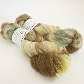 Kidsilk Skein - Olive-Heather-Spring-Sage