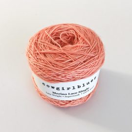 Lace-single-coral