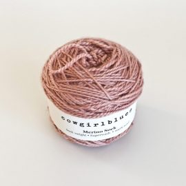 Merino-Sock-Faded-Rose