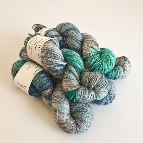 MerinoSock-GuineaFowl_Seagrass_SilverFox_Emerald