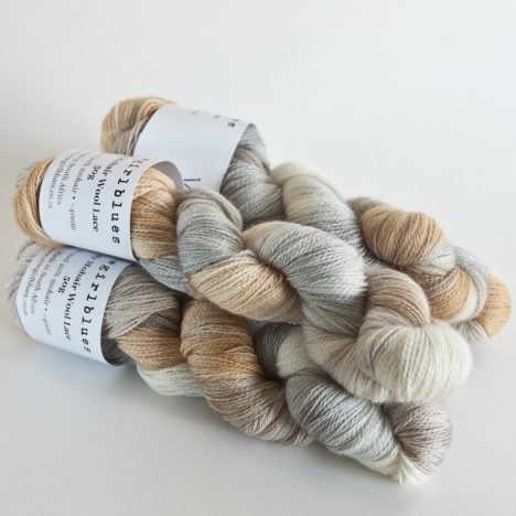 MohairWool Lace Natural-Caramel-Sable-SilverFox