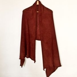Plain-shawl-Marsala-2